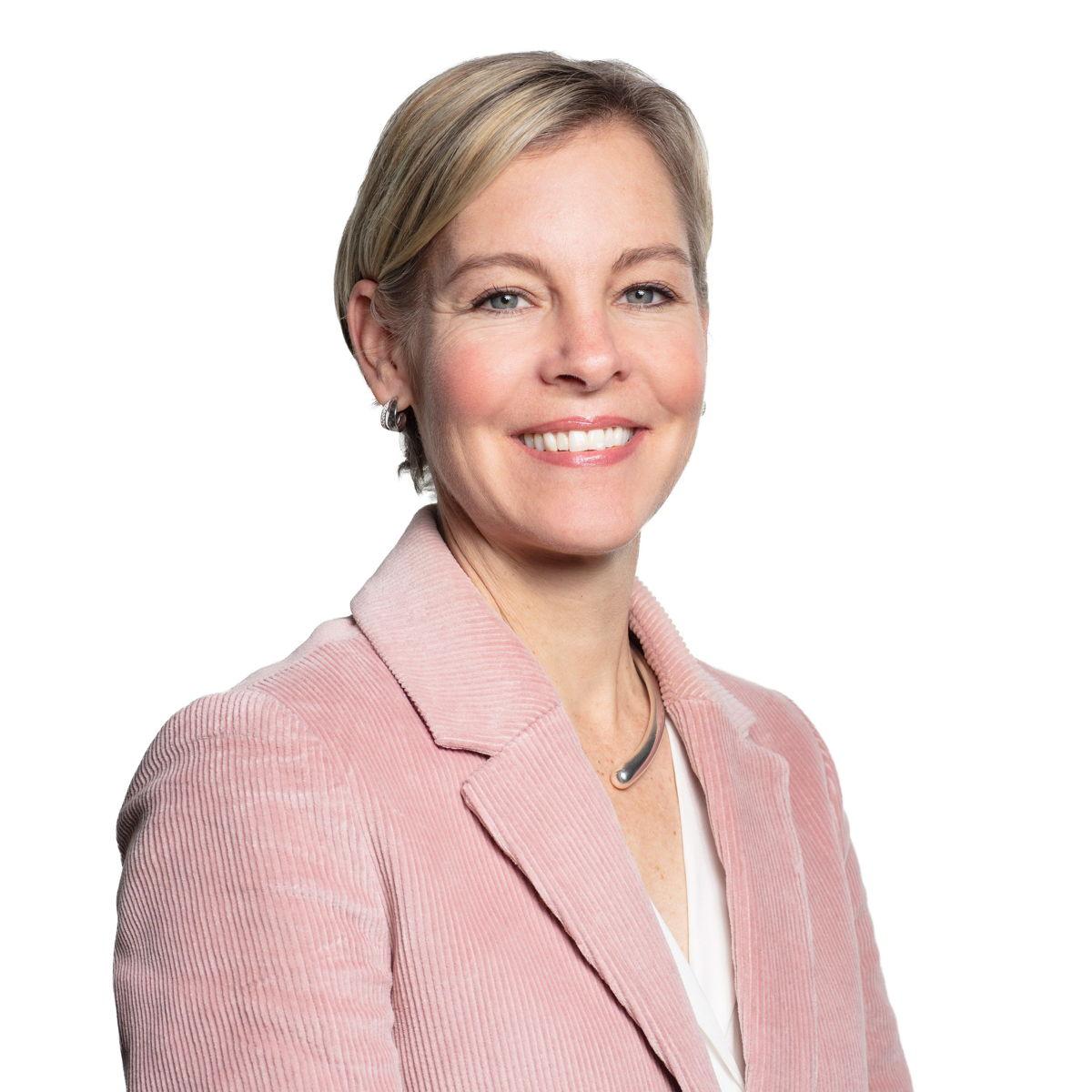 Keri Gilder, CEO Colt Technology Services