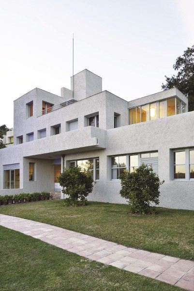 Villa Noailles, Hyères, Rob Mallet-Stevens. © Olivier Amsellem 2013