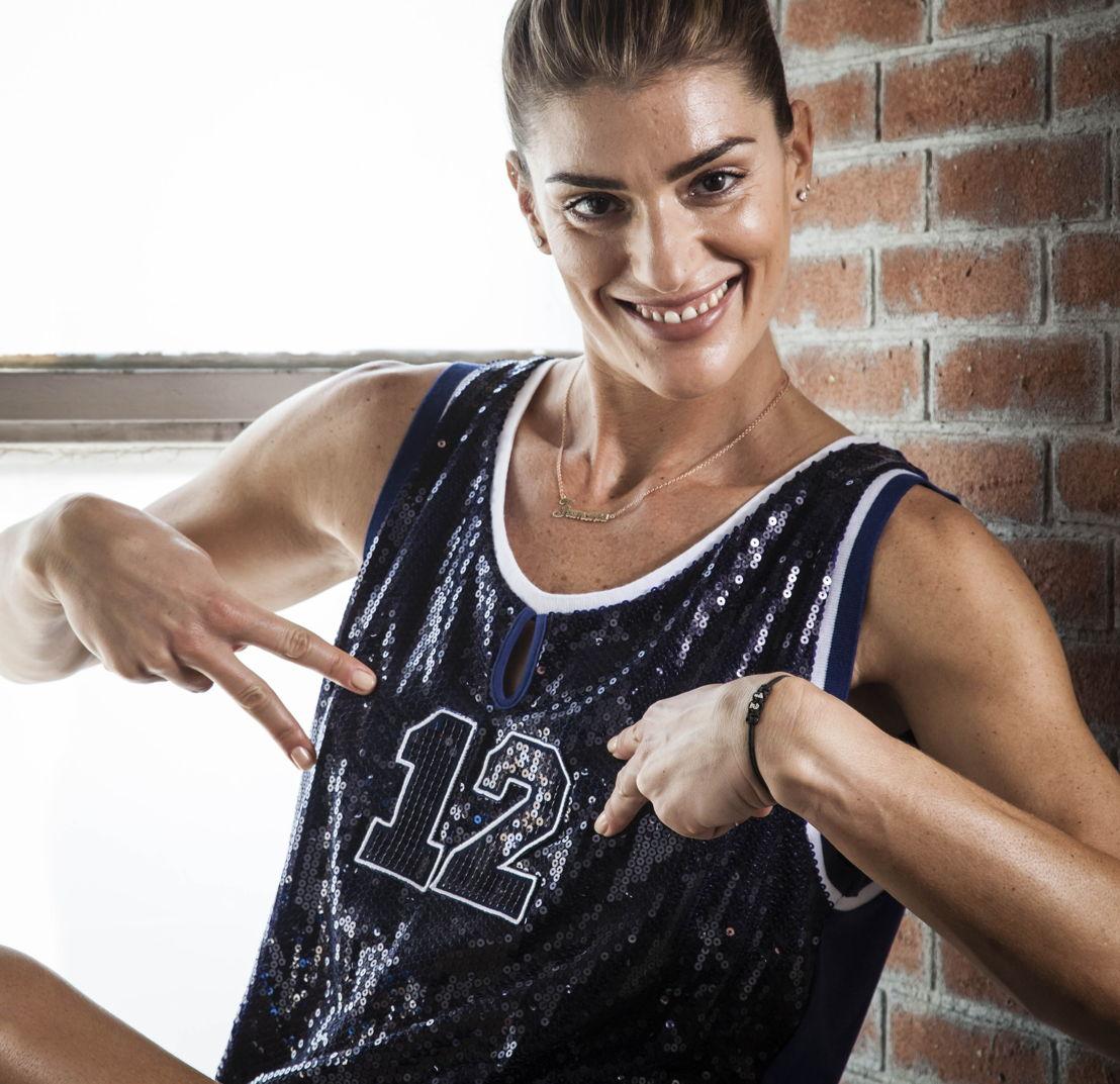Francesca Piccinini - campionessa di volley e capitano della Nazionale Femminile