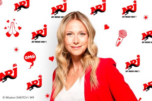 Julie Taton débarque sur NRJ !