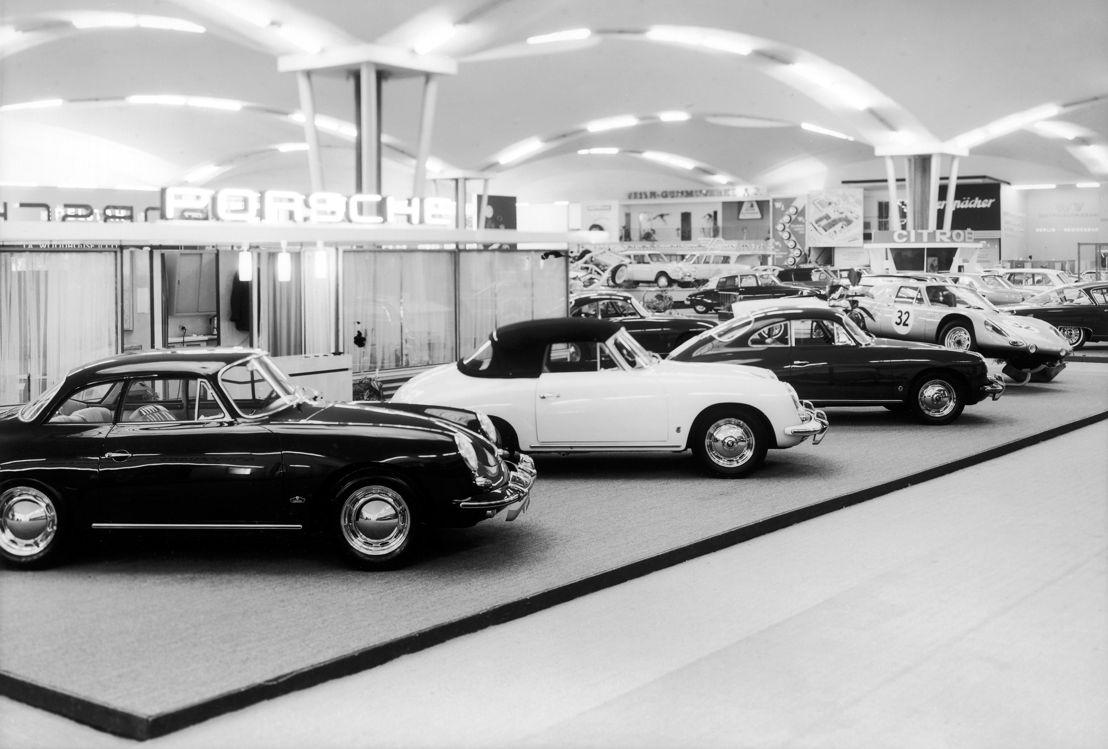 1959. Porsche 356 B