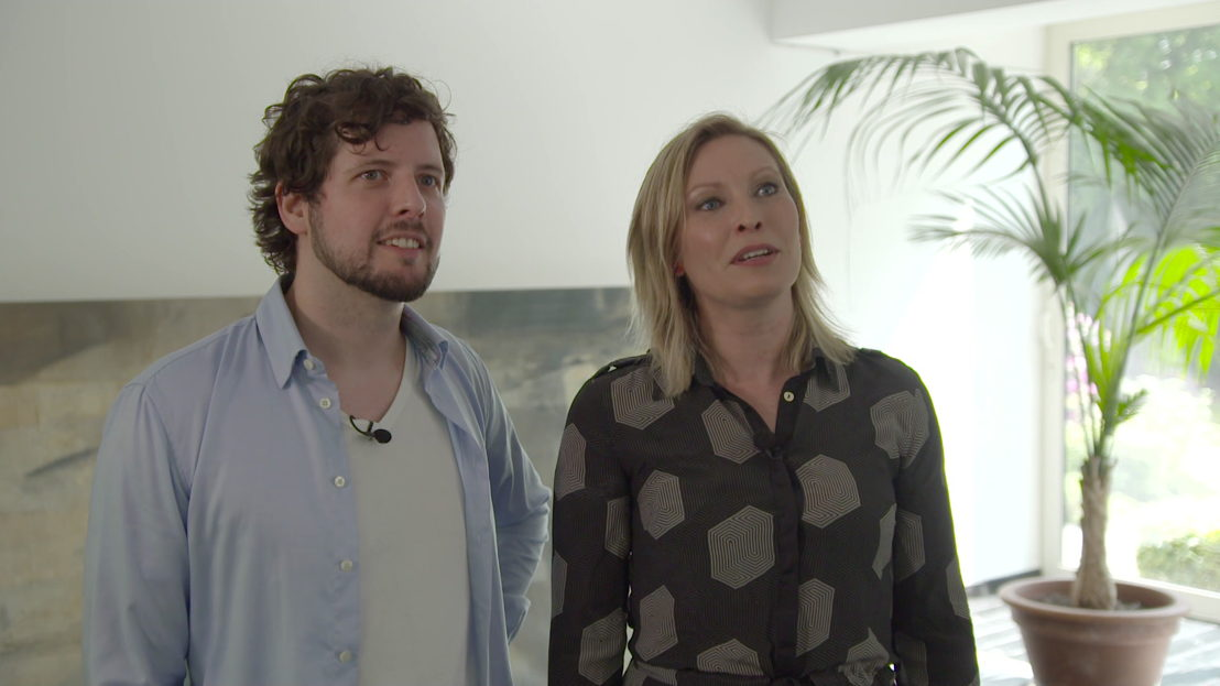 Roos en Tobias