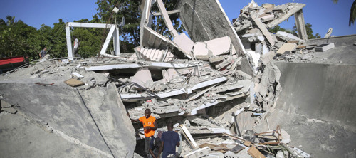 OECS Authority Statement on the August 14 Earthquake in Haiti