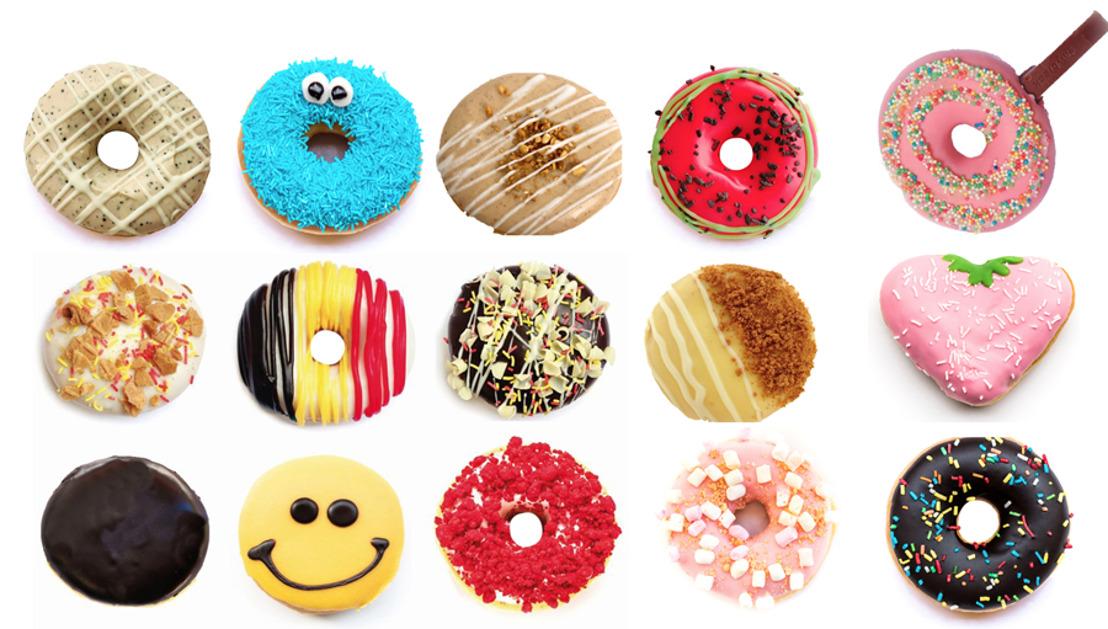 Dunkin' Donuts nu ook beschikbaar via Deliveroo