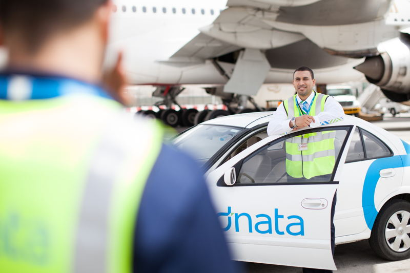 dnata continued to grow its international business footprint, investing in infrastructure and operations which now span 74 countries.