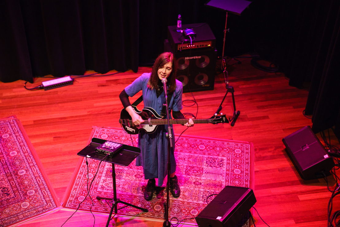 Saturday Night - Kara-Lis Coverdale foto: Herre Vermeer