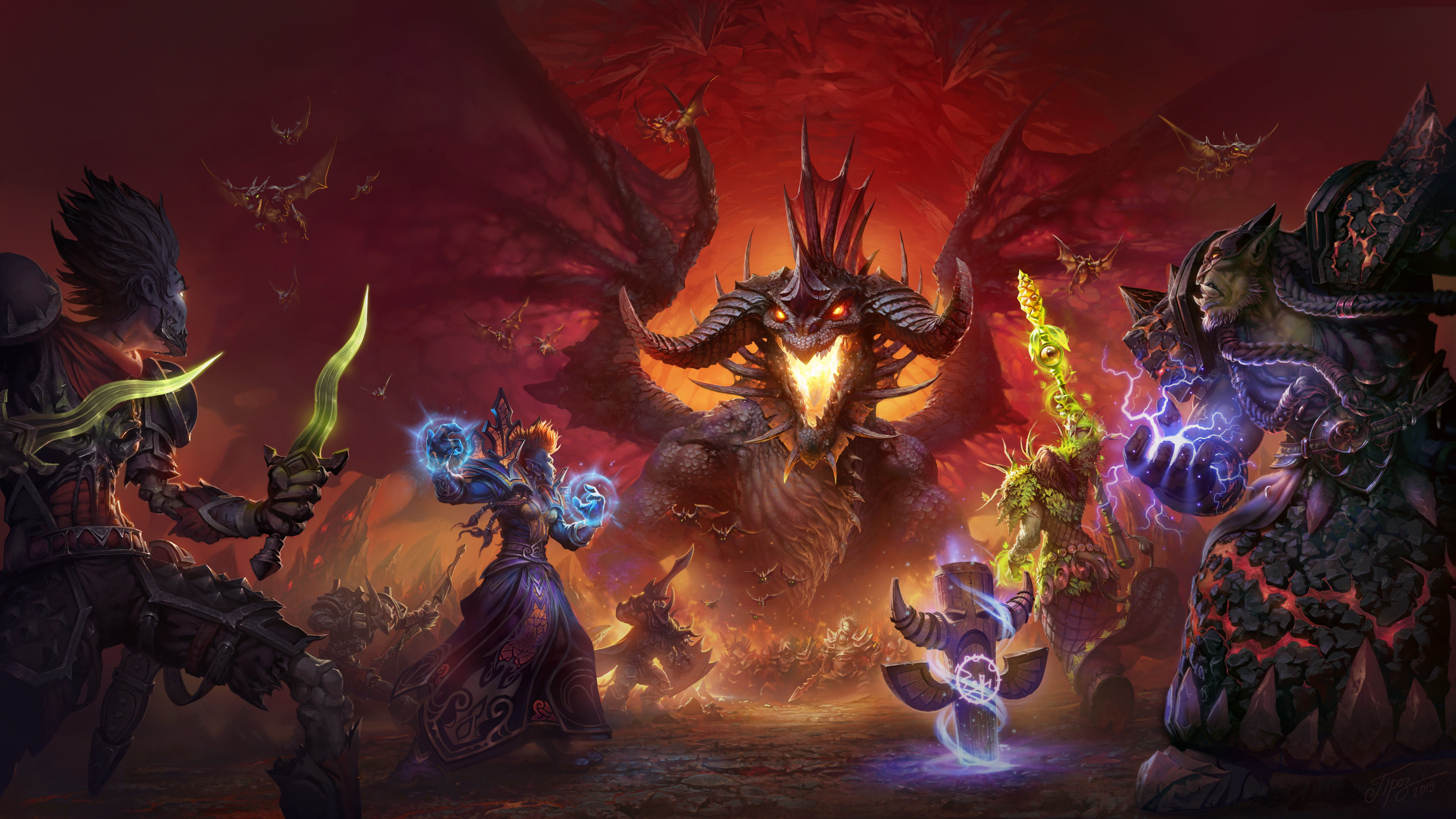 World of Warcraft Classic est disponible sans frais supplémentaires pour tous les abonnés du MMORPG de Blizzard Entertainment.