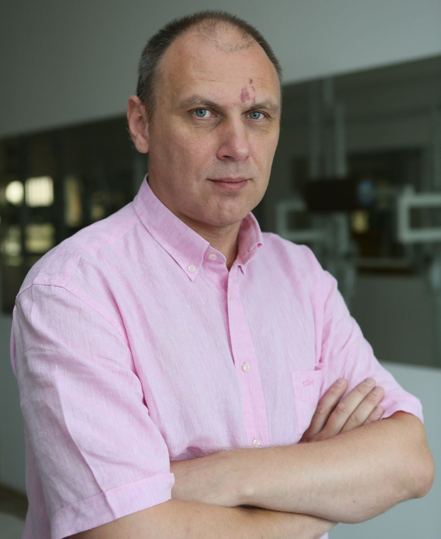 Leonid Blyum, creador de la Terapia ABR_retrato