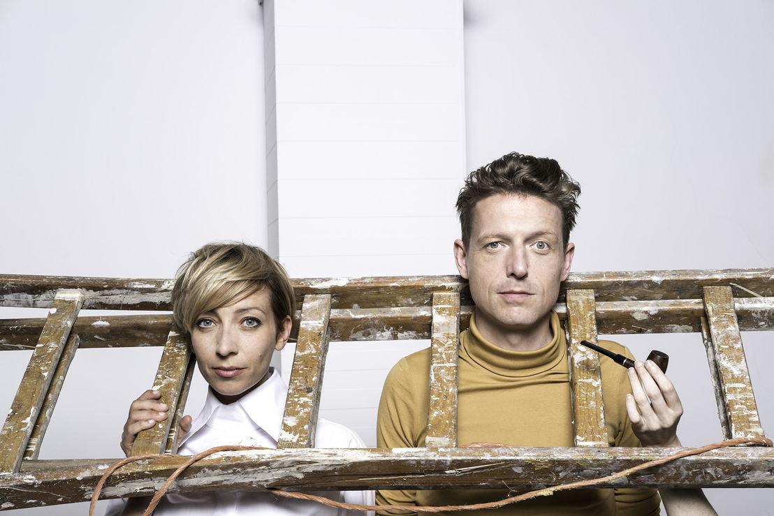 Culture club - Sofie Lemaire en Bent Van Looy - (c) Charlie De Keersmaecker