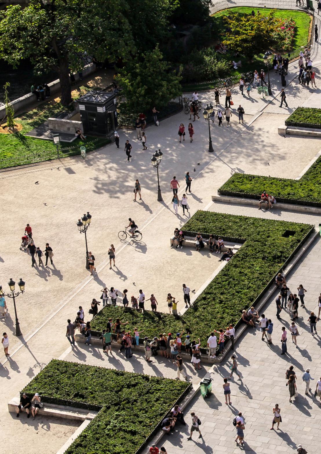 Nieuwe AI-oplossing van Husqvarna helpt steden wereldwijd bij het onderhoud van groene ruimten