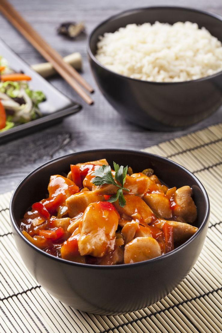 pollo in agrodolce ricetta classica