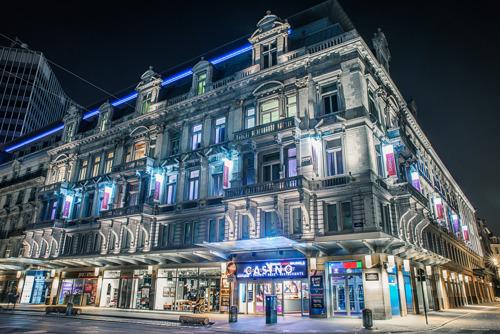 Grand Casino Brussels VIAGE beleeft absoluut topjaar in 2019 en wordt beloond met 3 nominaties