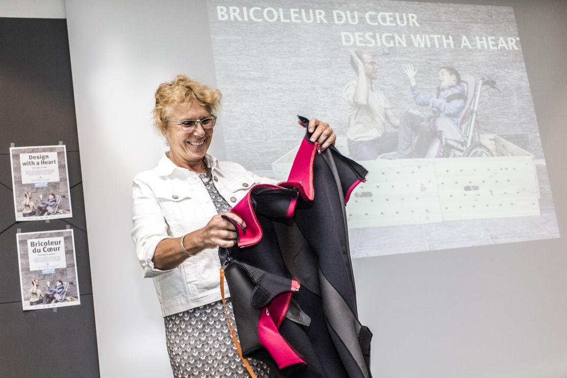 La remise des prix de Bricoleur du Coeur 2017 © Frédéric Pauwels