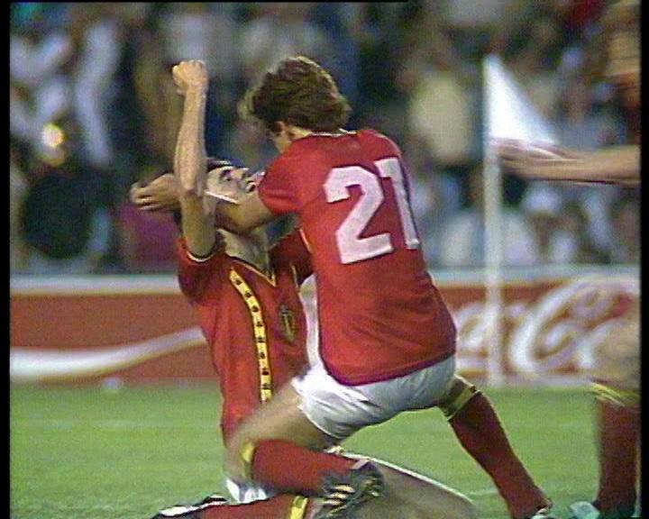 Belga Sport 9.3: WK 1982