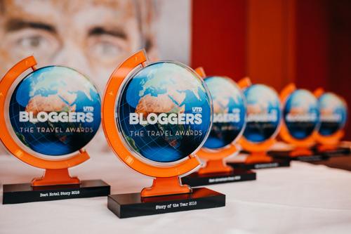 Sonderling meilleur nouveau venu des Travel Blog Awards