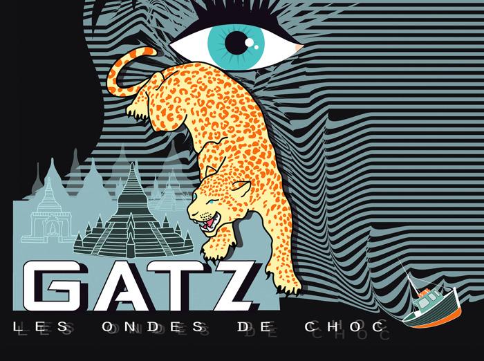 """LAURENT GATZ : nouvel album """"Les ondes de choc"""""""