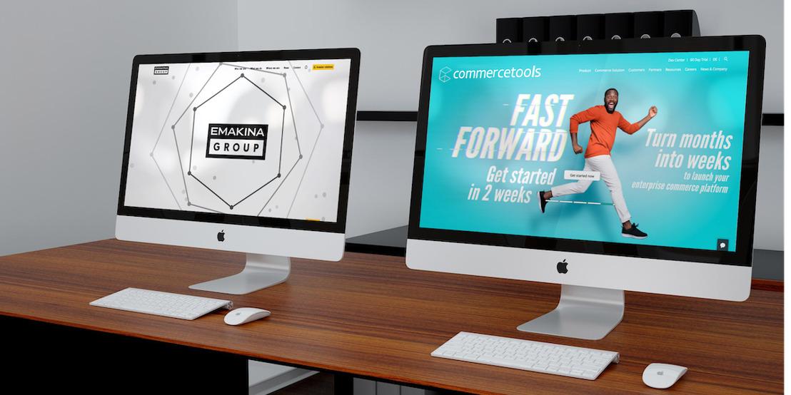 Emakina renforce son partenariat avec commercetools, référence mondiale de logiciels de commerce nouvelle génération