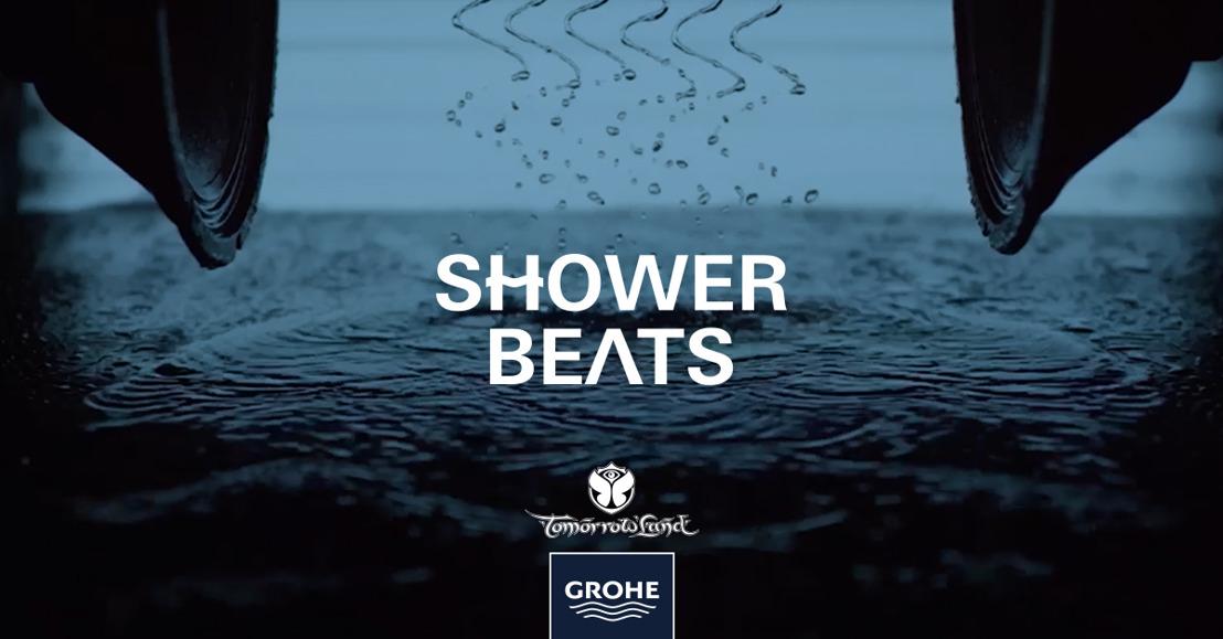 Boondoggle fait danser l'eau pour GROHE