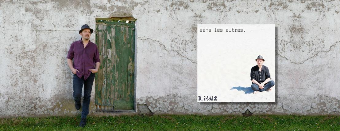 """Pierre De Loor alias 3.14Air présente son nouvel Ep """"Sans les autres"""""""