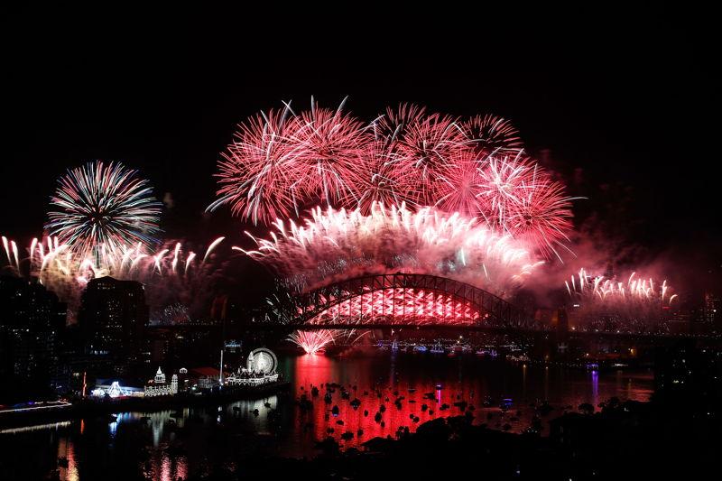 Sydney NYE 2015 - City of Sydney