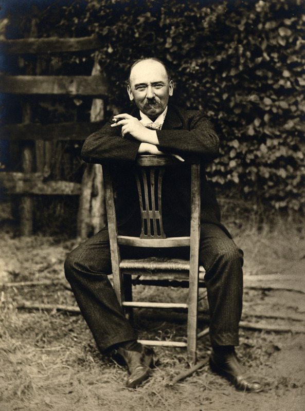 Georges Eekhoud (c) Letterenhuis