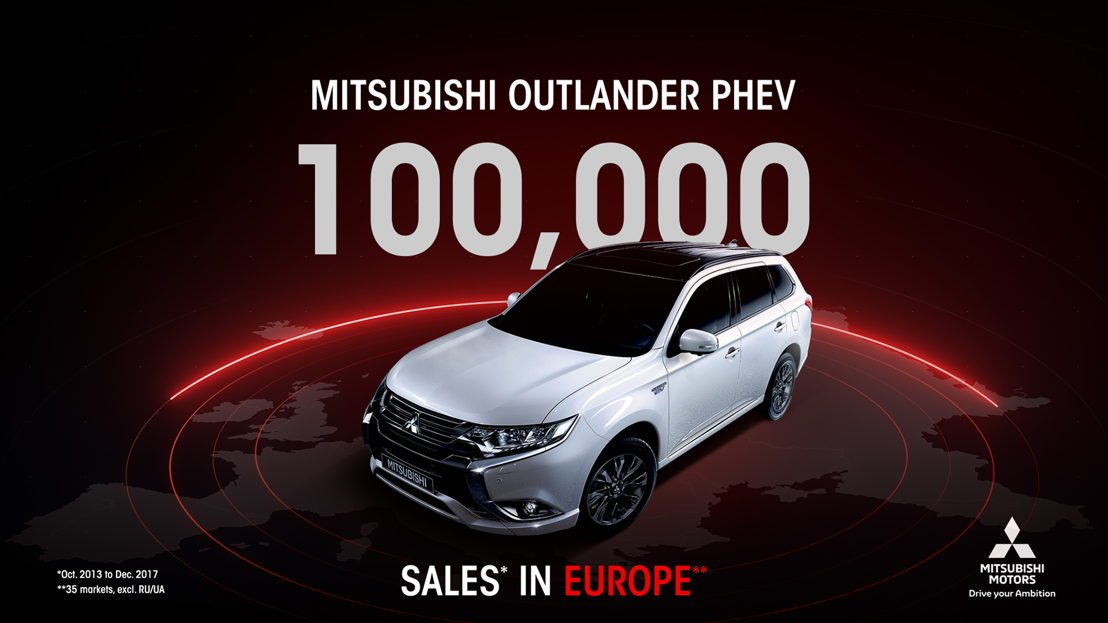 2018-100.000th sales milestone in Europe