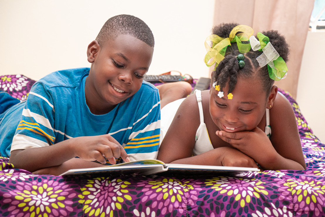 'Read Alouds' for early grade students in the OECS while schools are closed!