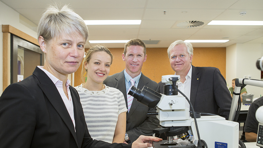 ANU Medical School helps fight bullying, harassment