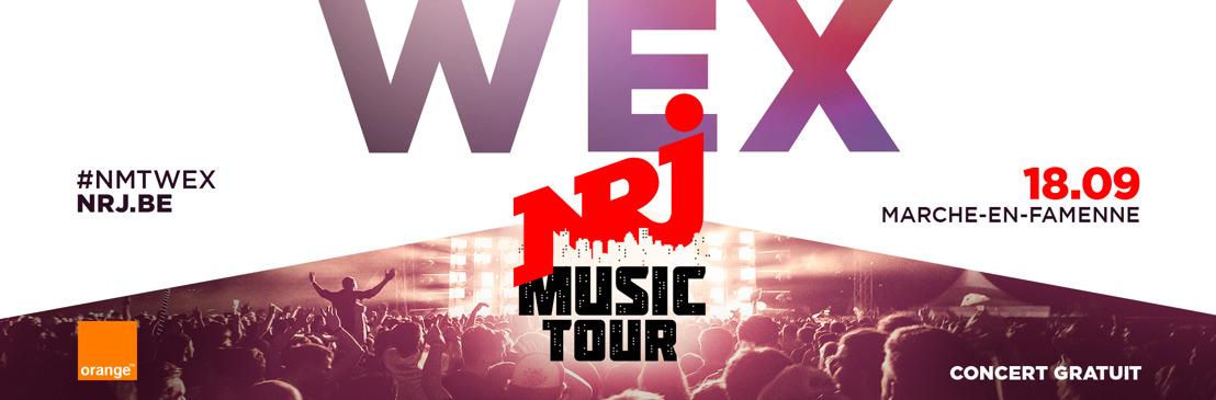 NRJ reporte son NRJ Music Tour prévu le 3 avril