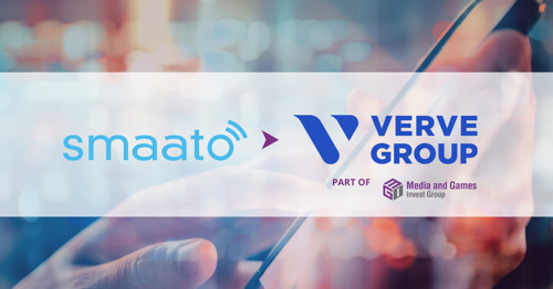 Media and Games Invest signs transforming acquisition of Smaato, a leading digital advertising platform, adding on a pro forma FY 2020 basis 51% revenues and 140% EBITDA to its Verve Group