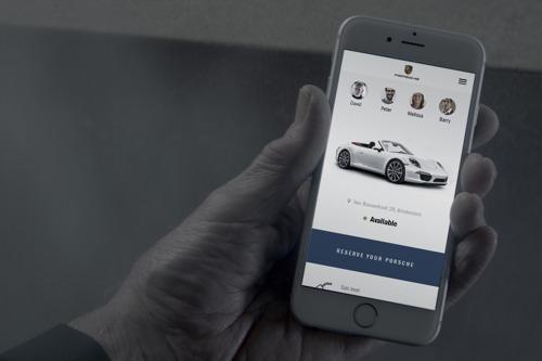 Share a Porsche between friends