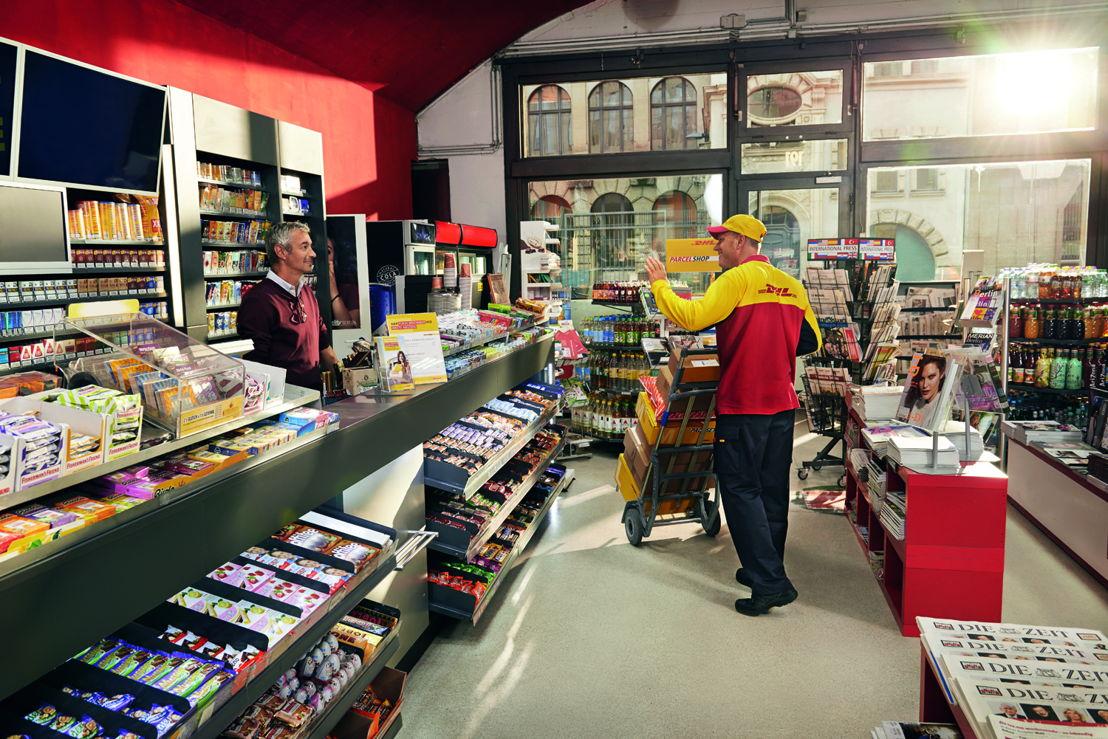 DHL Parcel - DHL Parcelshop