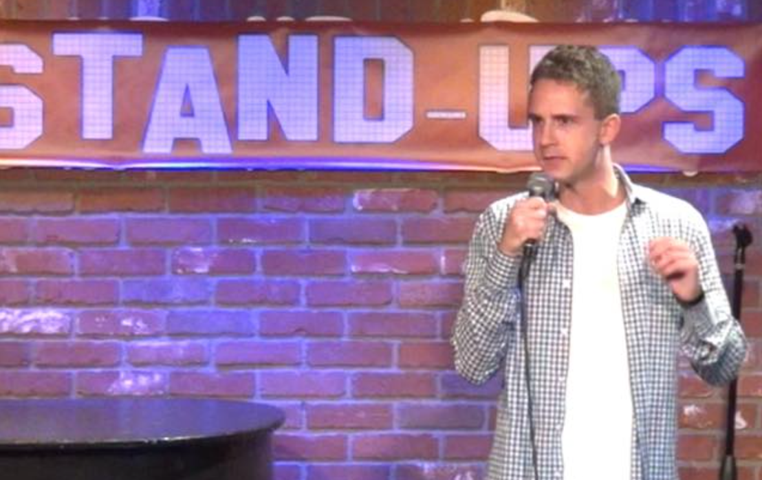 Stand Up Comic Jud Travis Signs With Harris Management
