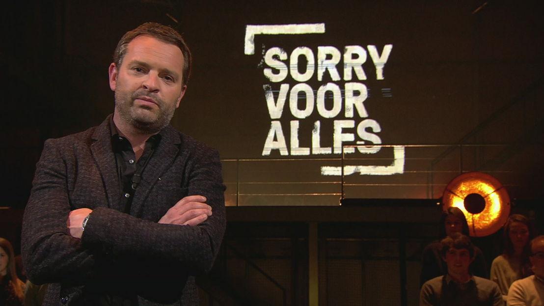 Adriaan Van den Hoof<br/>Sorry voor alles (c) VRT
