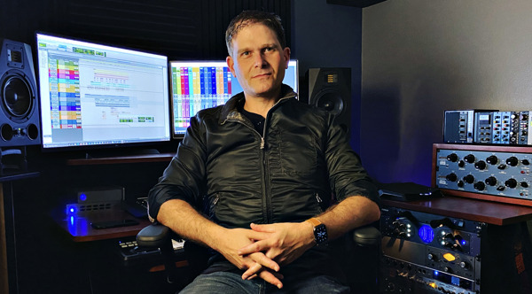 Preview: Producer Jason Deift Selects RME's Fireface UFX+ Interface for its Transparency When Mastering Pop Hits