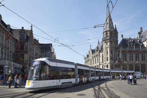 Gentse tram 4 rijdt vanaf 1 september weer langs Muide (Sassekaai)