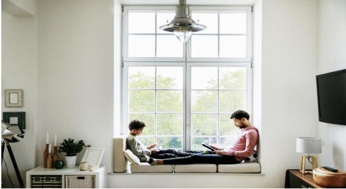La qualité de l'air au sein des foyers s'est considérablement détériorée pendant les confinements