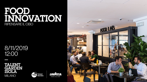 FOOD INNOVATION, RIPENSARE IL CIBO.