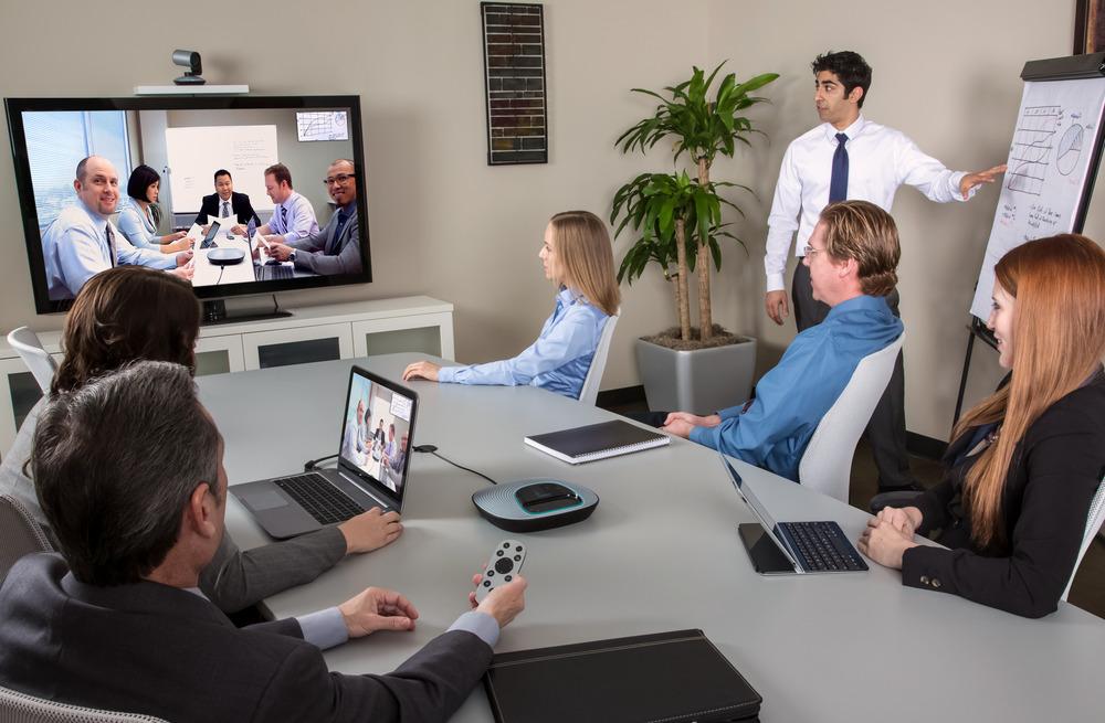 Reunión con video utilizando Group.