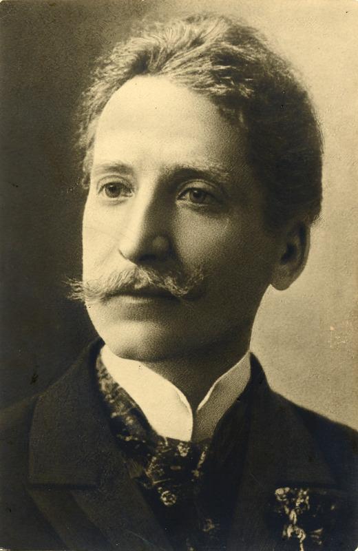 Georges Rodenbach (c) Letterenhuis