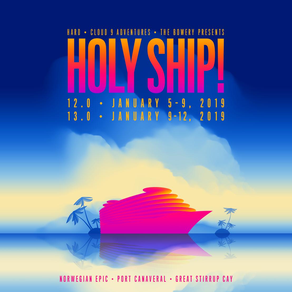 Holy Ship 12.0 13.0