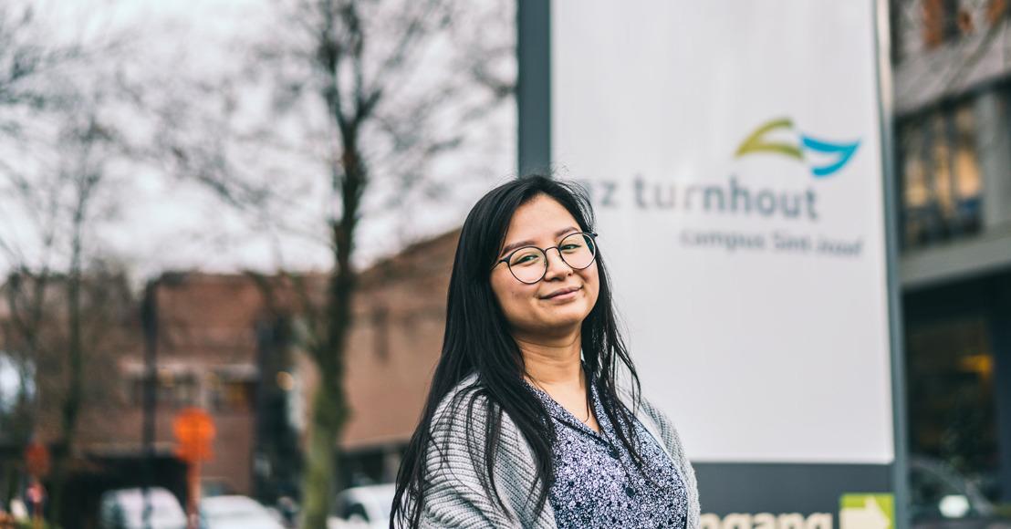 'Ik had docenten met zoveel passie dat ik nog meer verliefd werd op dit beroep'