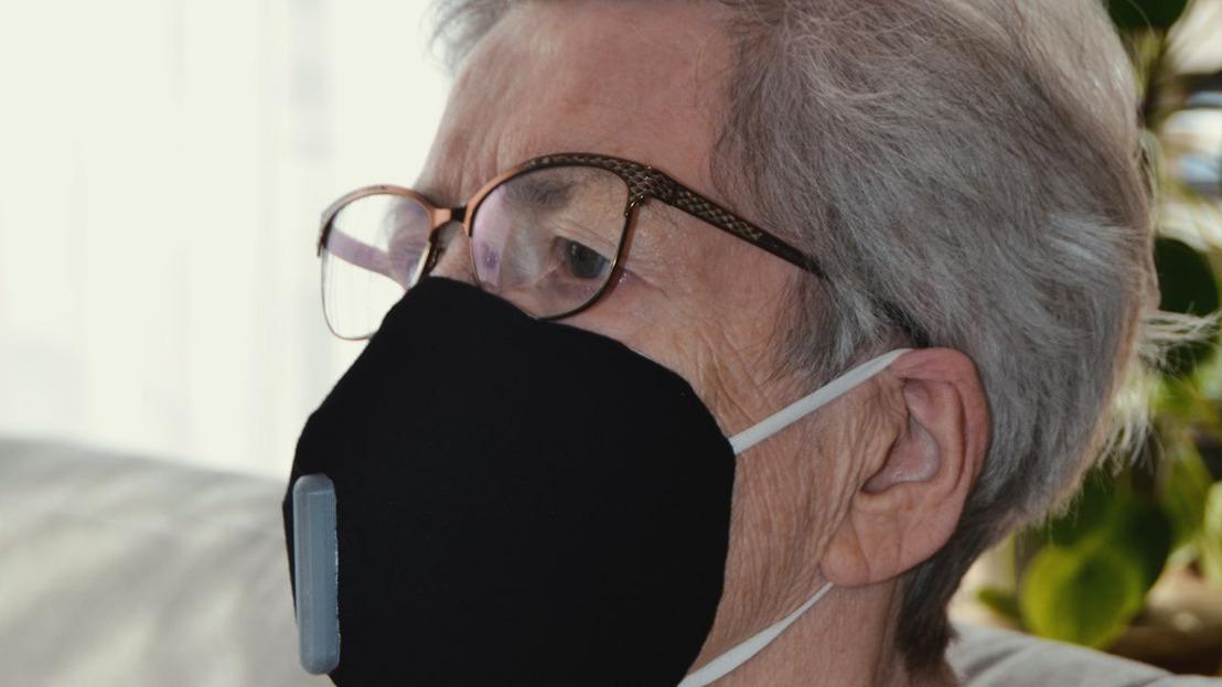 NextGenics brengt eerste versie slim mondmasker op de markt