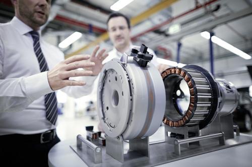 Audi is koploper in patenten voor elektrische auto's