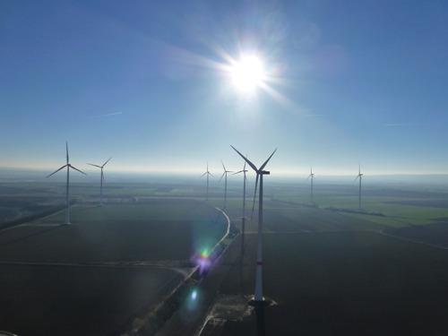 innogy: une entreprise d'énergie verte qui planifie un avenir sobre en carbone