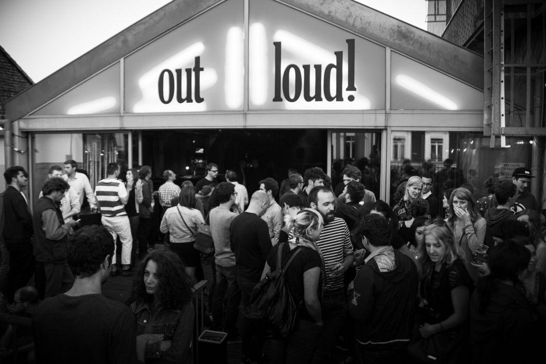 Out Loud © Morgane Deflosse