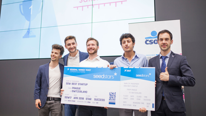 Preview: SatisMeter Named Czech Republic's Most Promising Startup at Prague