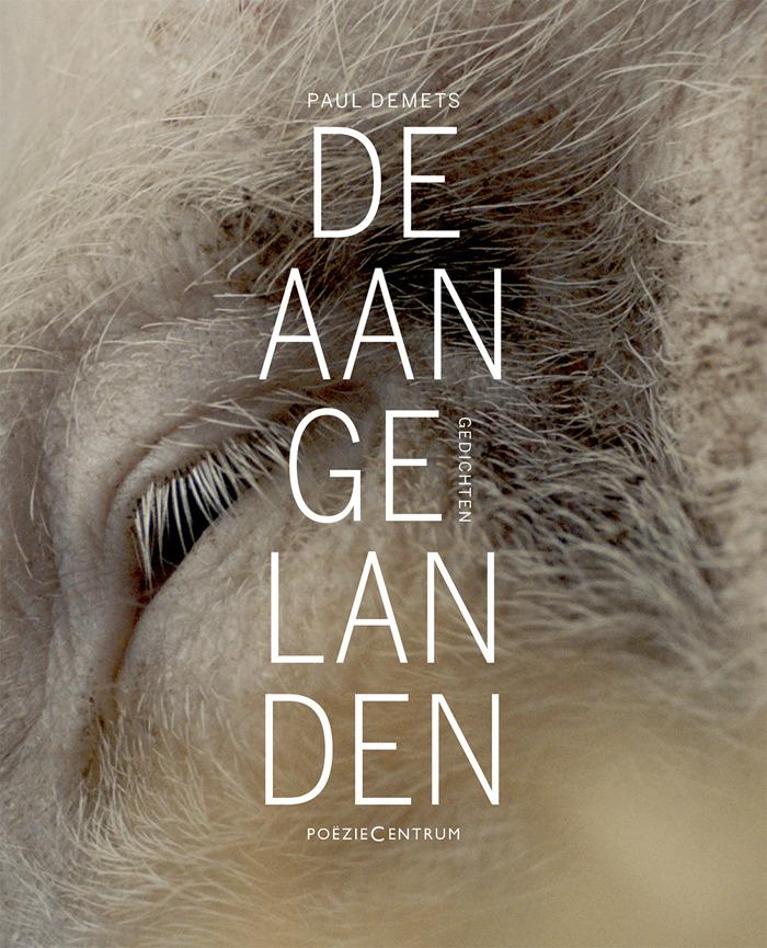 Oost-Vlaamse plattelandsdichter Paul Demets stelt zijn gedichtenbundel 'De Aangelanden' voor