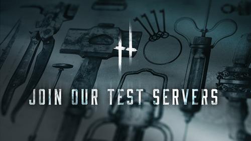 Hunt Test Servers Live now!