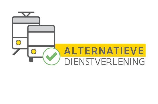 Preview: Vakbondsactie 24 september: de alternatieve dienstverlening is beschikbaar
